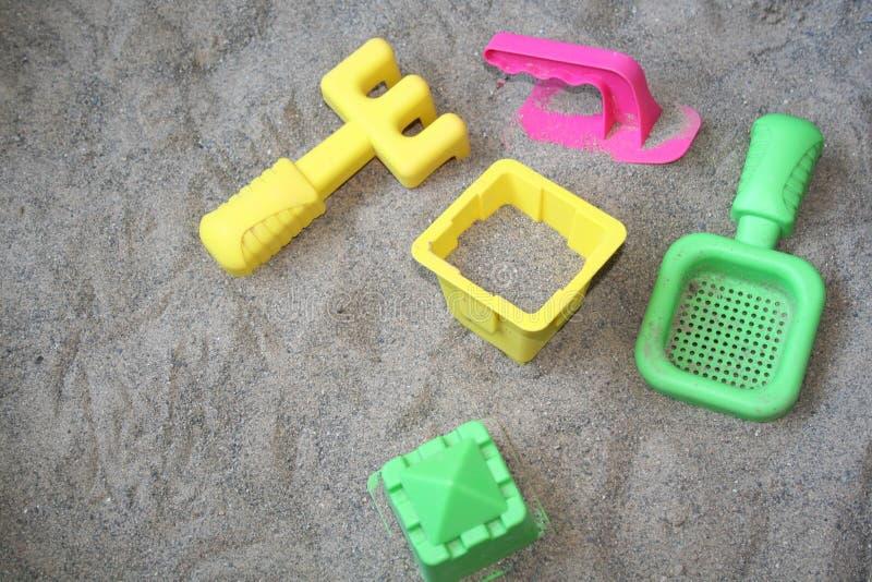 Summer Toys Free Stock Image