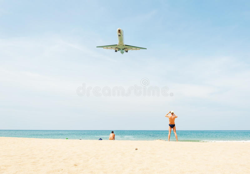 Summer and travel concept stock photos