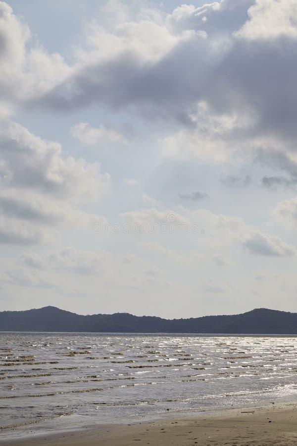 Summer tropical sea, beach stock images