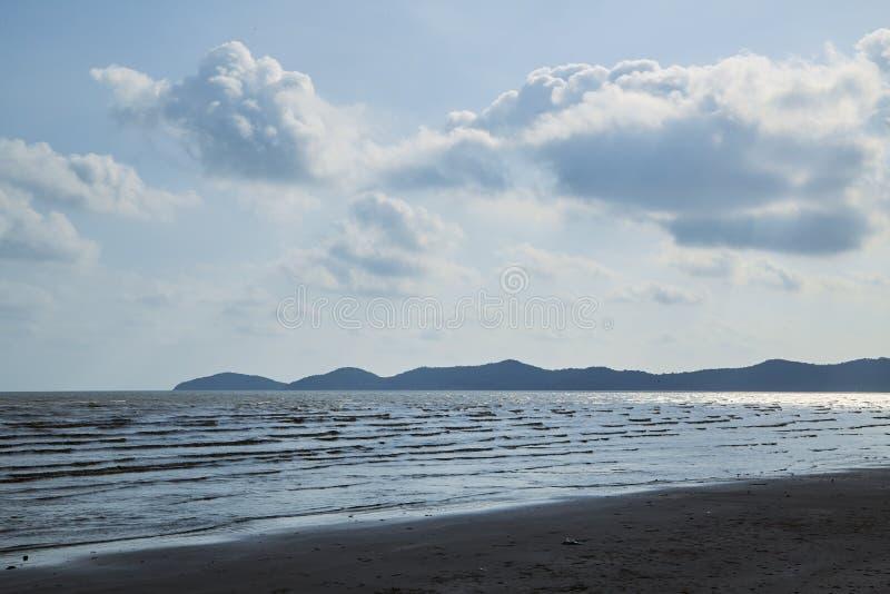 Summer tropical sea, beach royalty free stock image