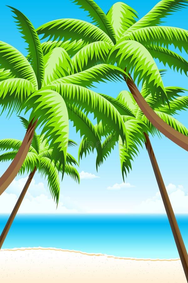Download Summer Vacation Background stock illustration. Illustration of nature - 32025549