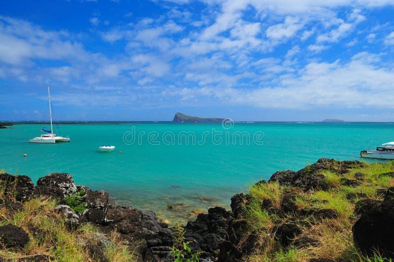 Download Summer Vacation At Mauritius Stock Photo - Image: 4623594