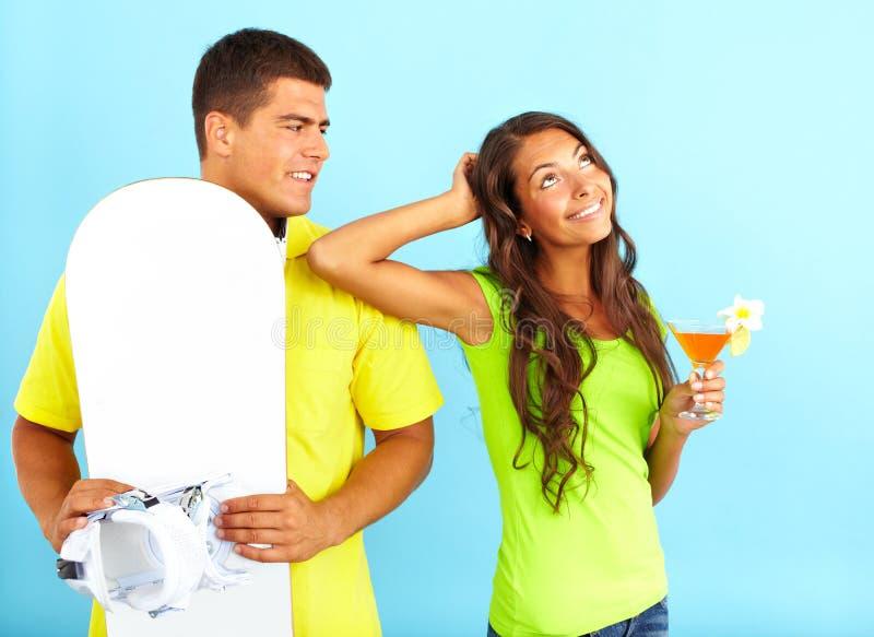 Download Summer vacation stock photo. Image of caucasian, boyfriend - 30954780