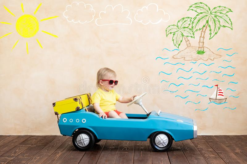 .Summer vacation and travel concept stock image
