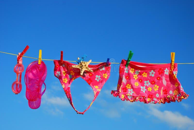 Download Summer vacations stock image. Image of bikini, starfish - 14941229
