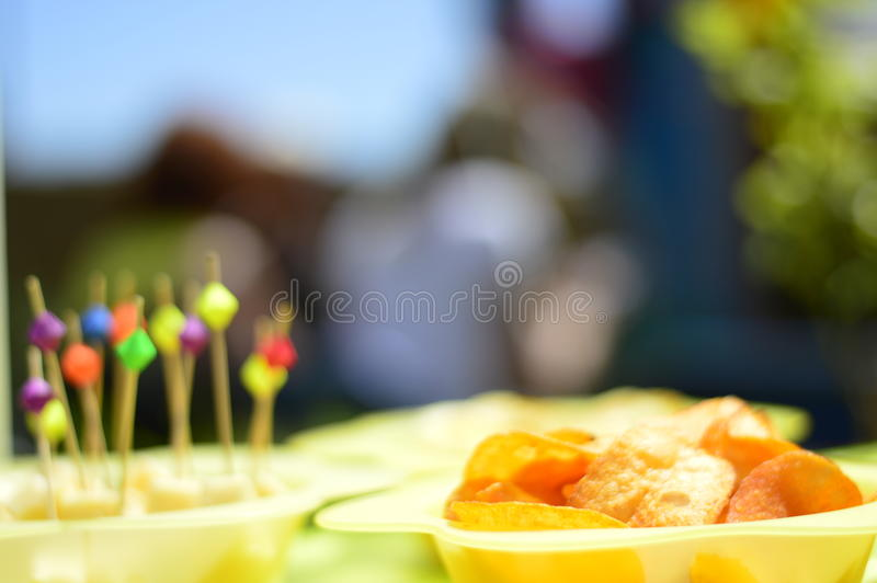 Summer view stock images