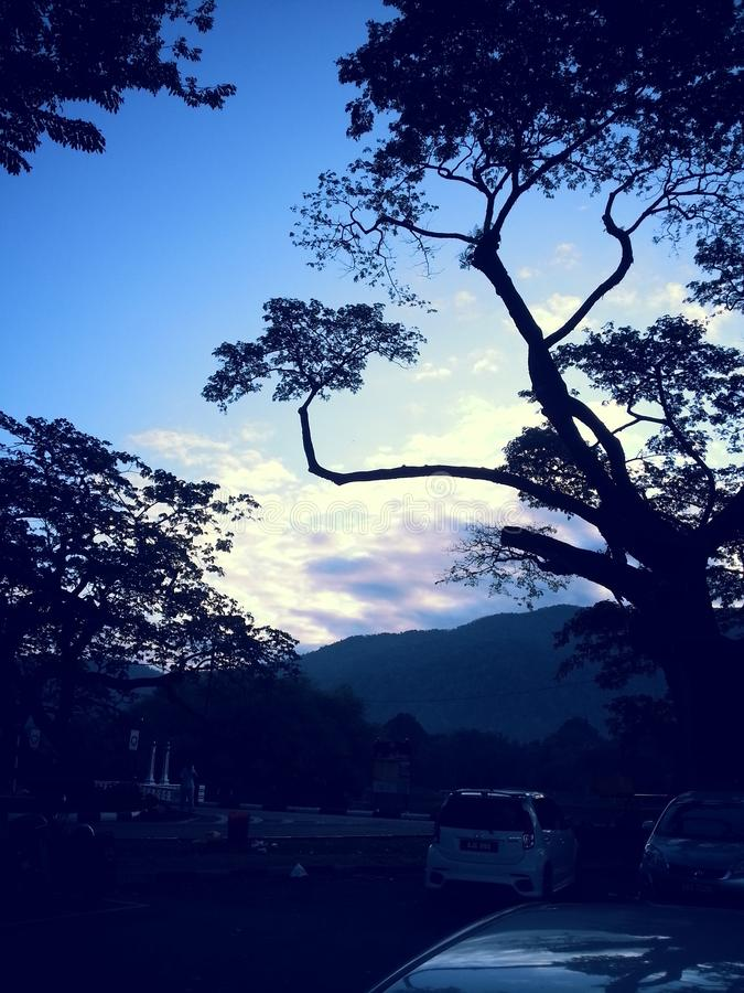 Summer view of Taiping, Malaysia. One royalty free stock photo