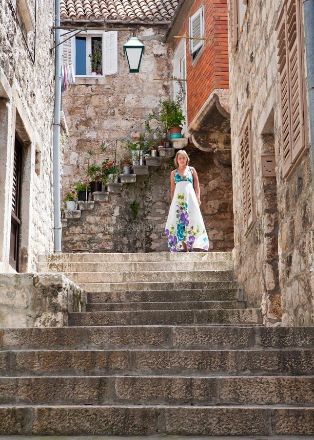 Download Summer walk stock image. Image of daylight, croatia, walk - 22499397