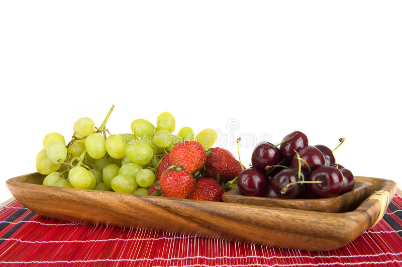 Summerfruit fotos de stock royalty free