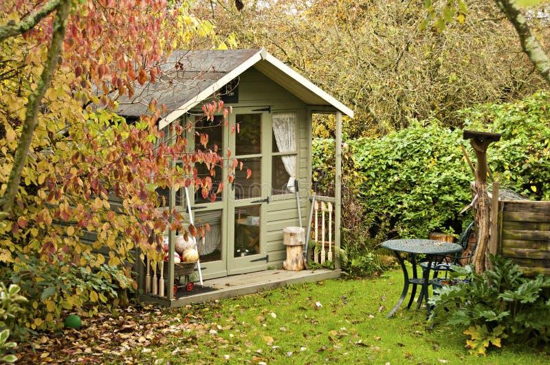 Summerhouse fotografia de stock
