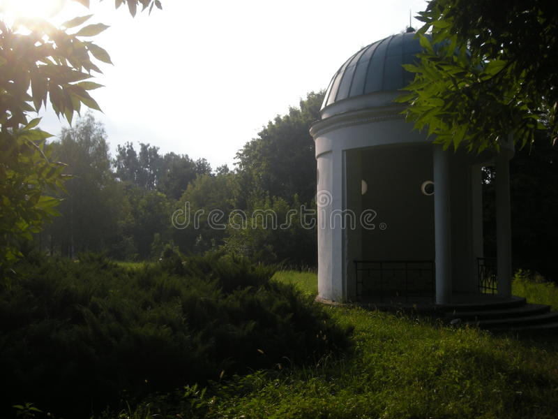 summerhouse 图库摄影