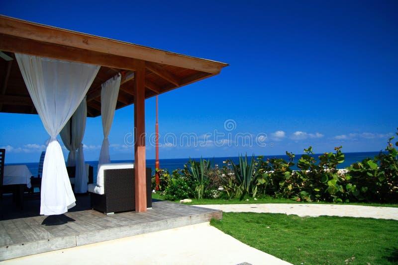 Download Summerhouse  Near Atlantic Ocea Stock Photography - Image: 13660912