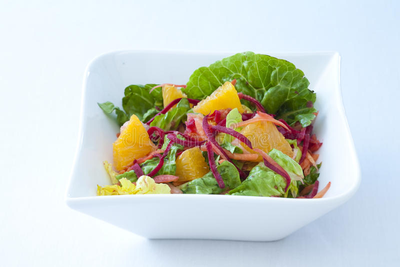 Summersalad Fruity fotos de stock