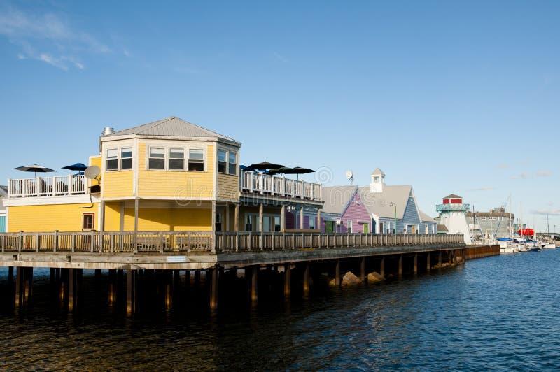Summerside - prince Edward Island - Canada photos libres de droits