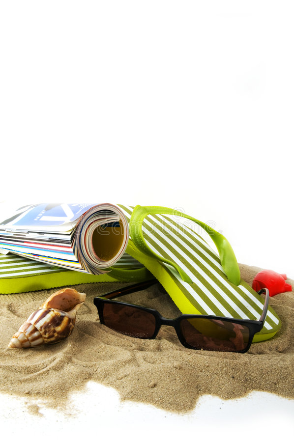 Summertime royalty free stock image