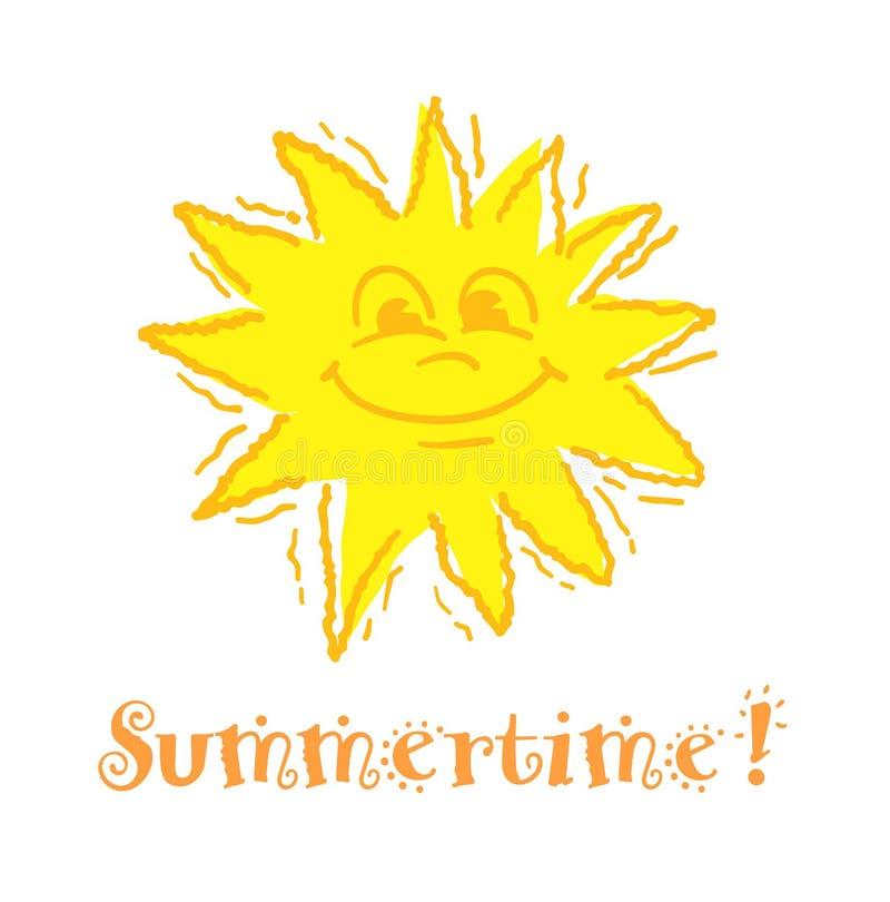 Free Summertime! Royalty Free Stock Image - 901416