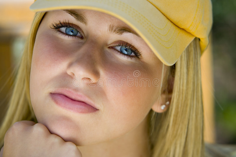 Summertime Beauty stock images