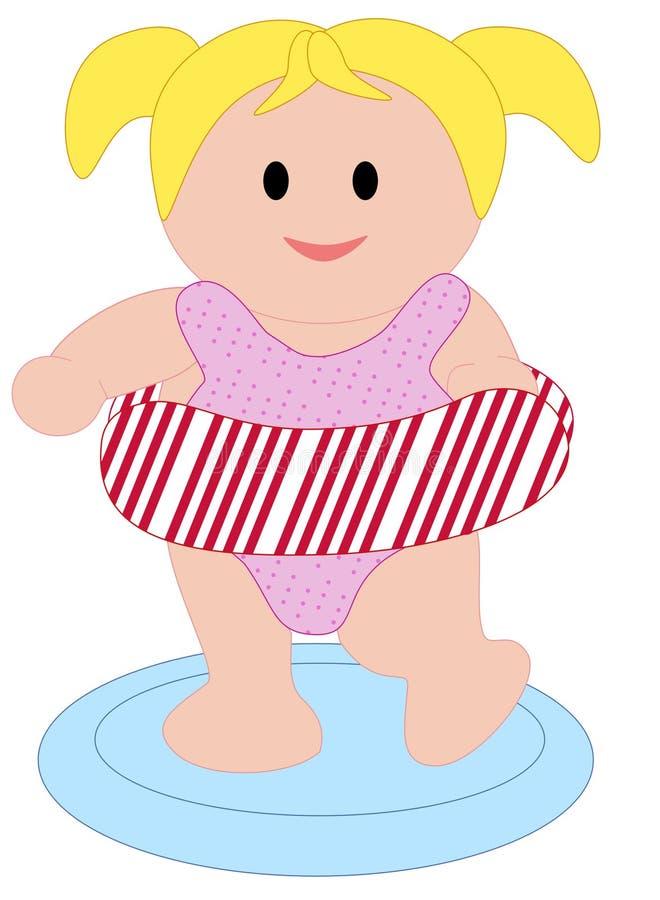 Download Summertime Child stock illustration. Image of play, infant - 778413