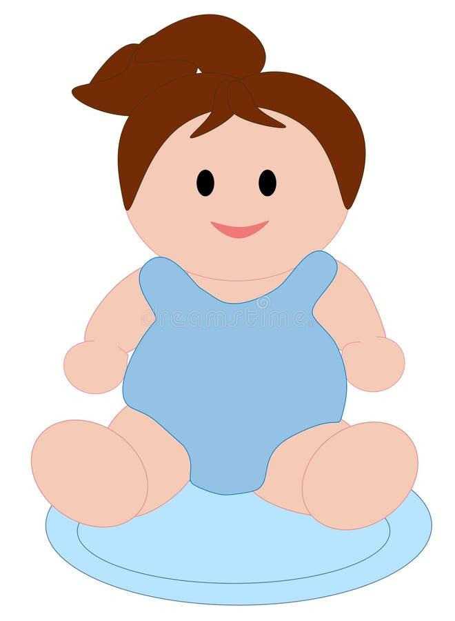 Download Summertime Child stock illustration. Image of leisure, ocean - 778427