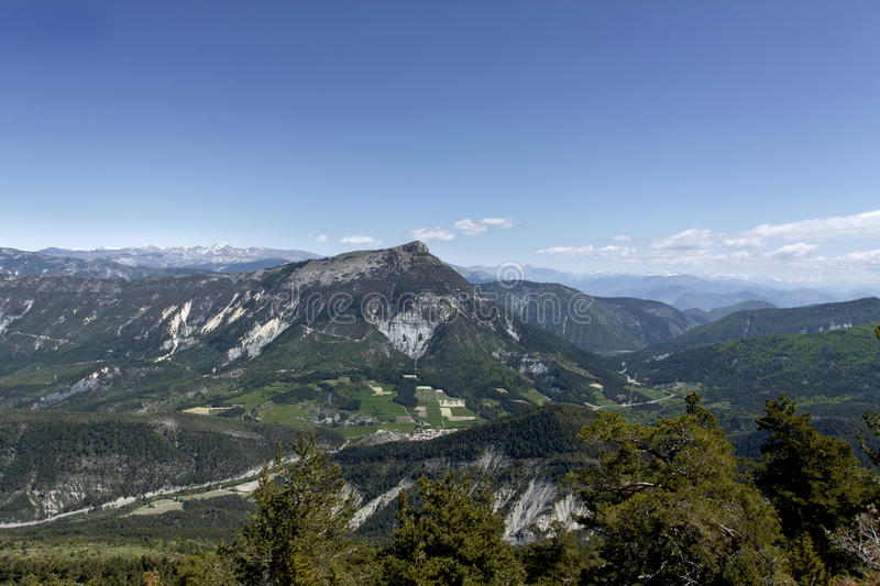 Download Summit Of The Cremon, France Stock Image - Image: 29008189