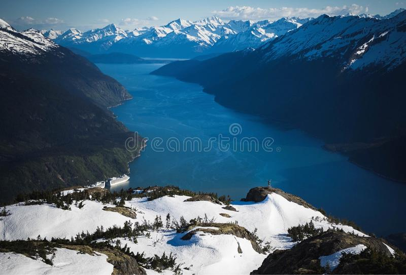 Summit stock images