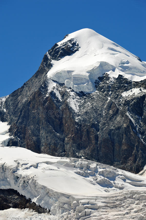 Download Summit of Pollux stock image. Image of 4000, meter, moutaineering - 26155583