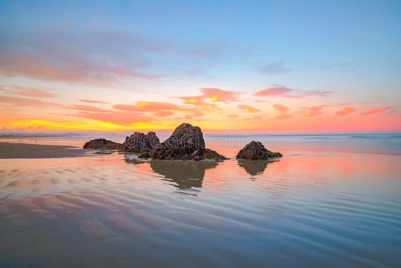 Sumner Beach royalty-vrije stock fotografie