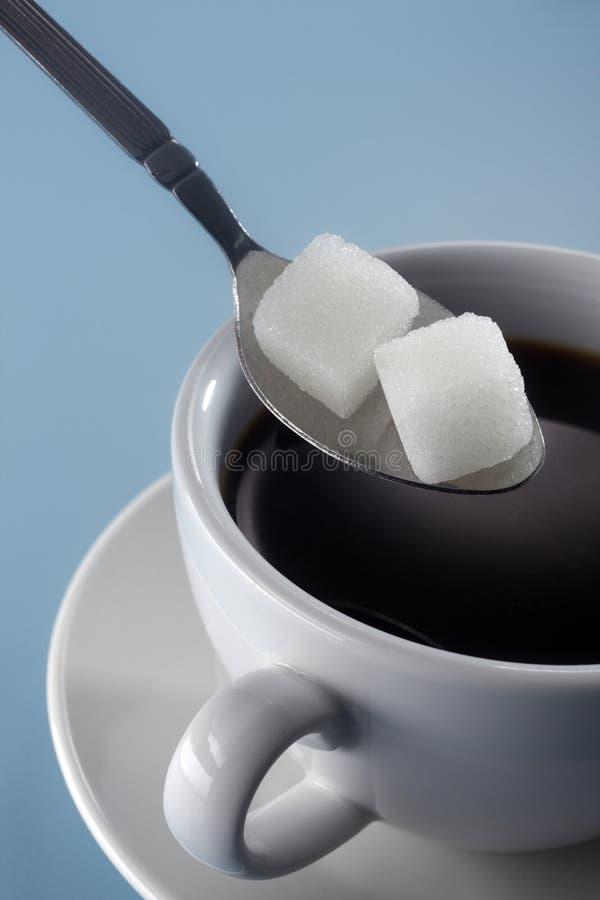 sumujący cukier zdjęcia stock