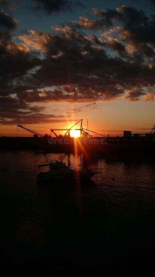 Sun3 fotografia stock