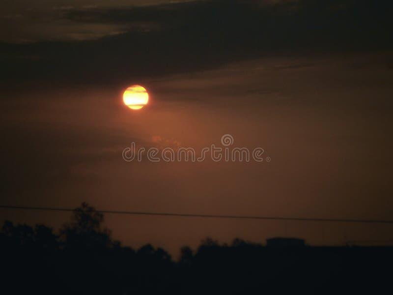 Sun immagine stock libera da diritti