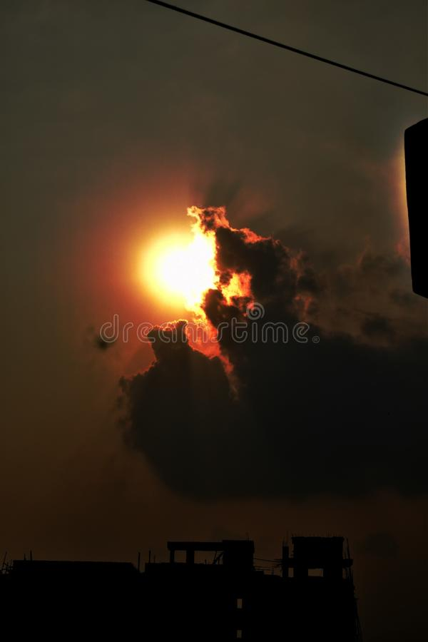 Sun images stock