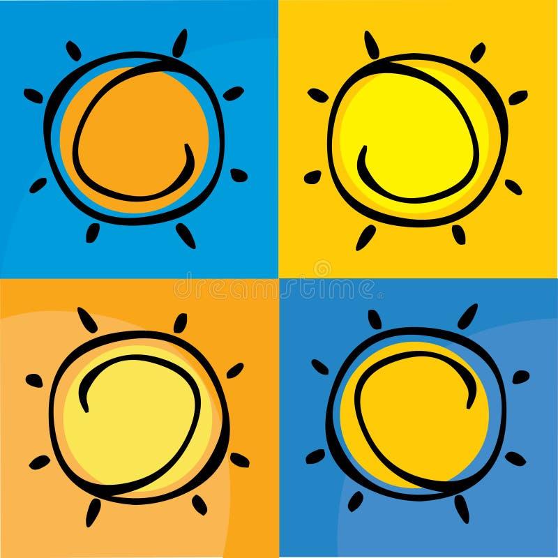 Sun Fotografía de archivo libre de regalías