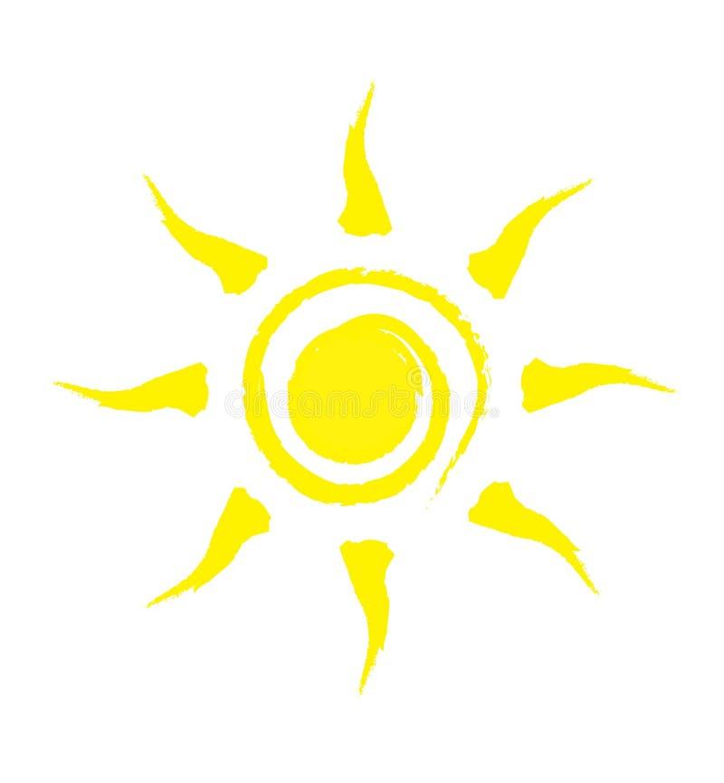 The Sun foto de stock