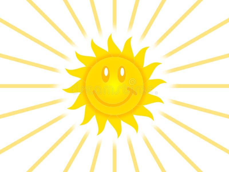 Download Sun stock illustration. Illustration of head, design - 24823533