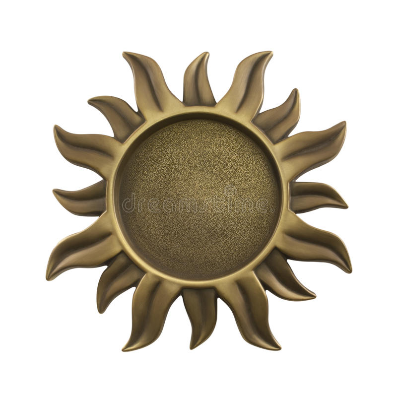 Download Sun stock photo. Image of curve, bronze, color, circle - 26351304