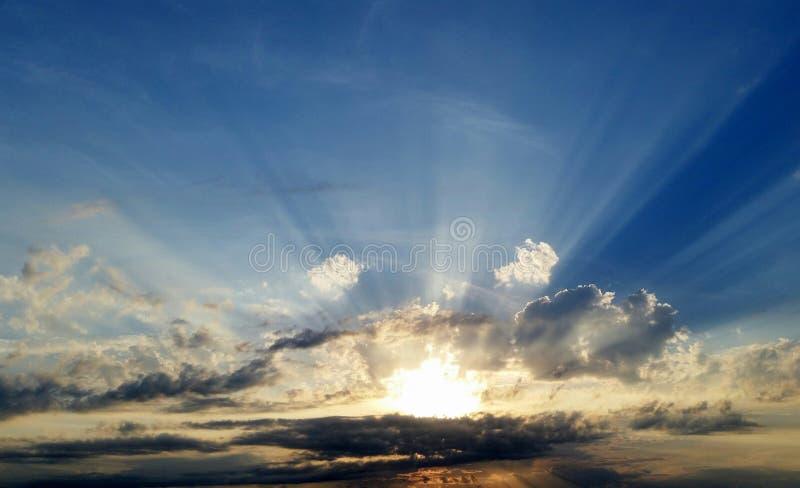 Sun foto de stock