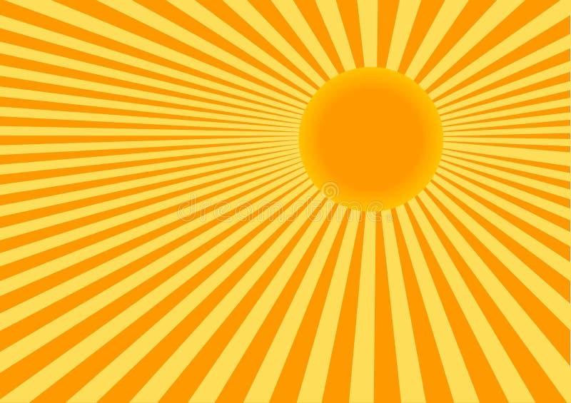 Sun libre illustration
