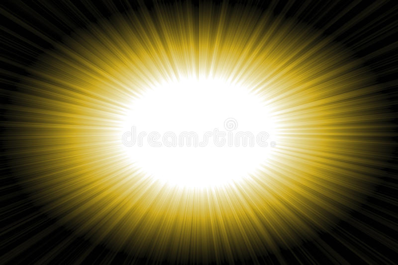 Sun Abstract Royalty Free Stock Image