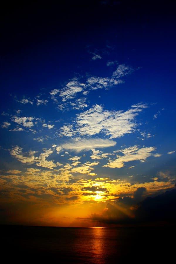 Sun-Anstieg 02 stockfoto