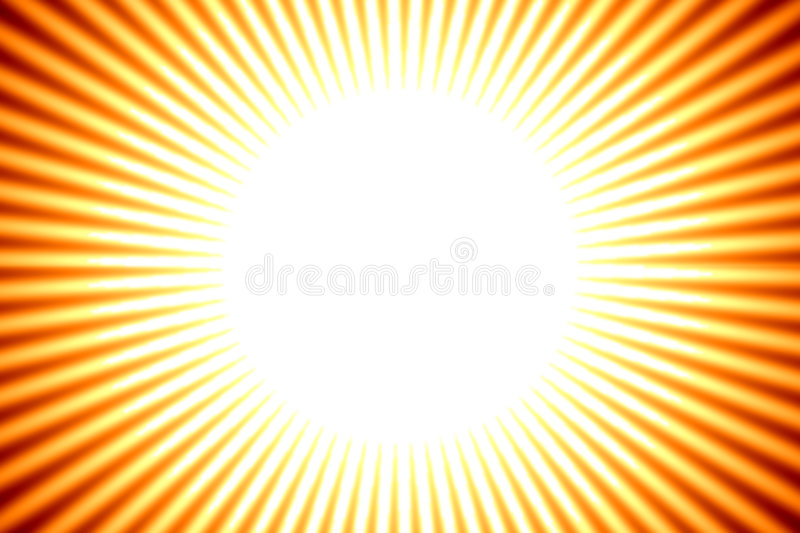 Download Sun Background, Yellow Stripes Stock Illustration - Illustration of luminous, stripe: 2308119