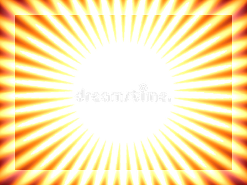 Download Sun Background, Yellow Stripes Stock Image - Image: 2324071