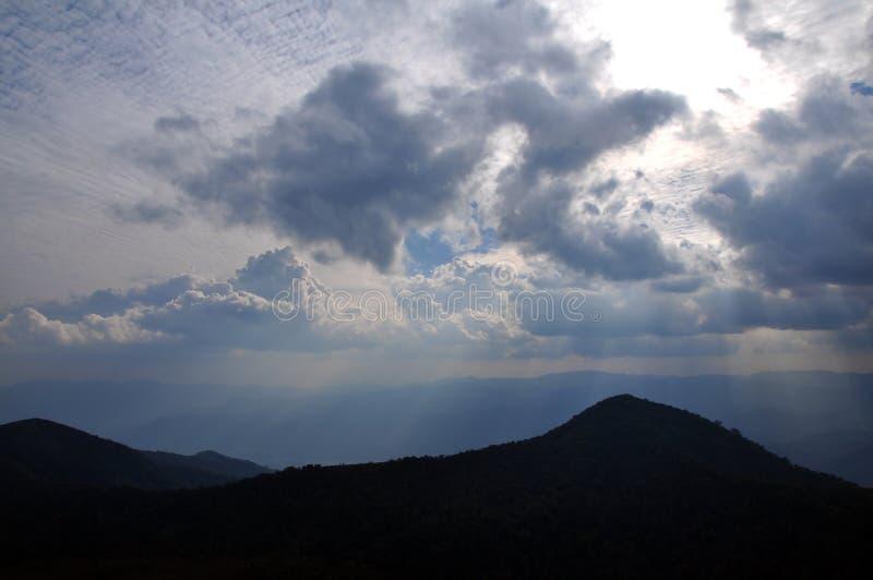 Download Sun Beam stock image. Image of beam, bright, horizon - 36620031