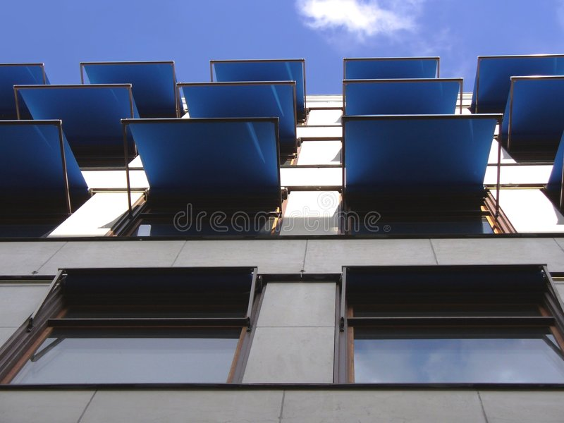 Download Sun-blinds Royalty Free Stock Photography - Image: 2445707