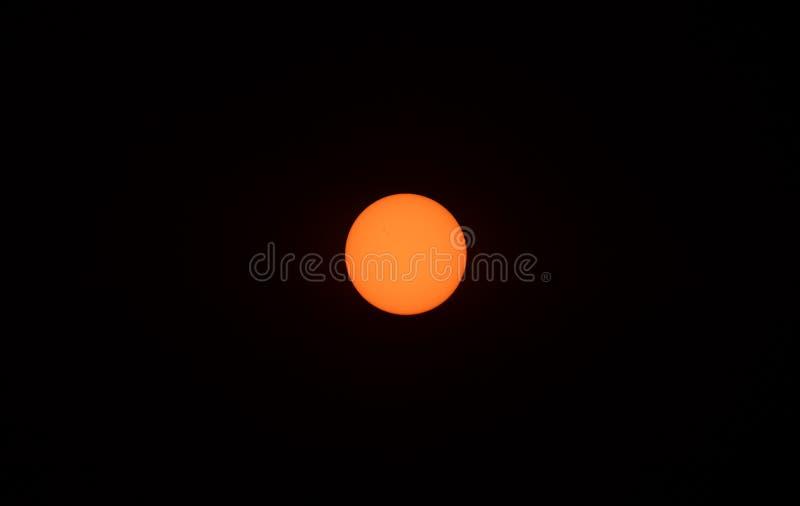 Sun_Center 图库摄影