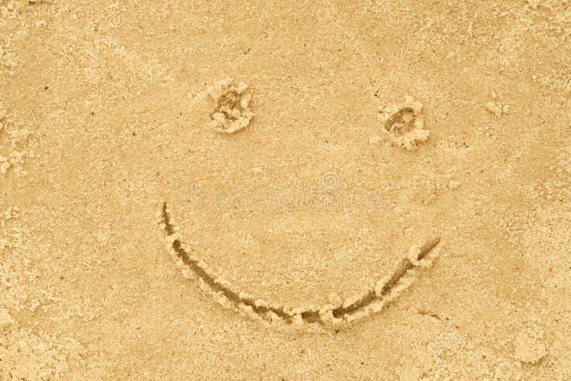 Sun che assorbe sabbia fotografia stock