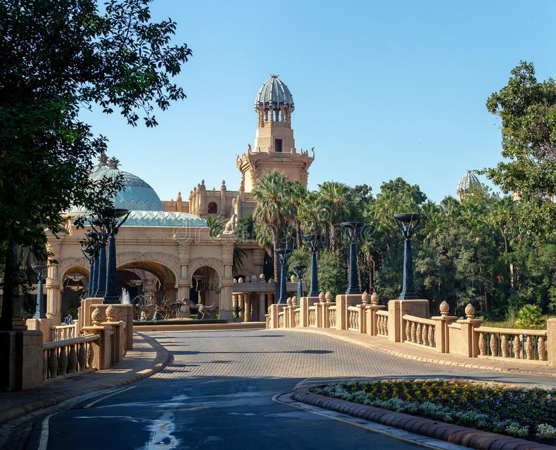 Sun City, Lost City in South Africa royalty free stock photo