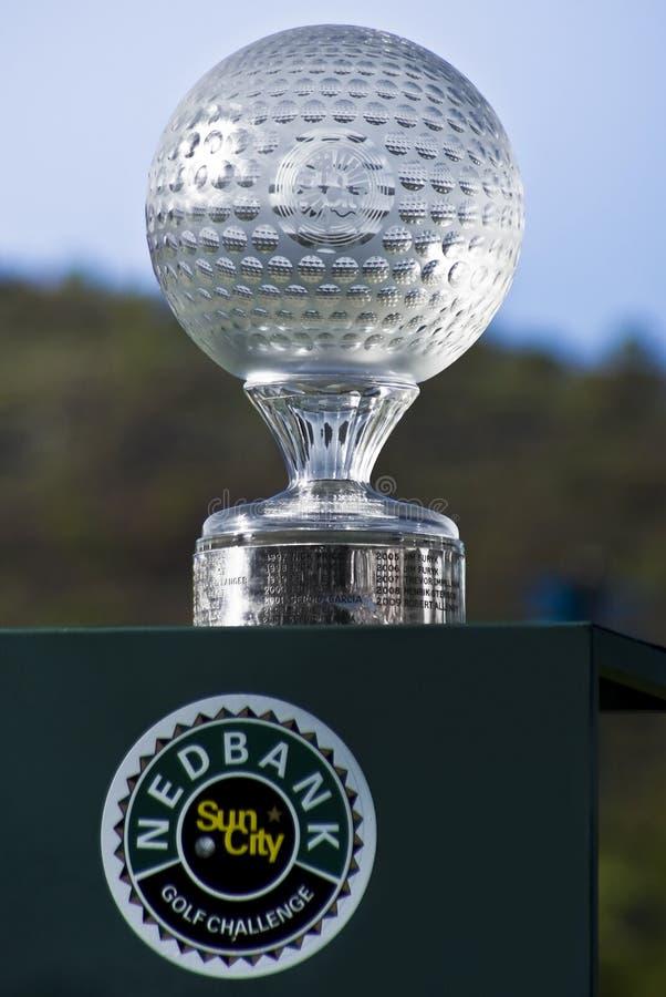 Sun City - Nedbank Golf Challenge Trophy Editorial Photo