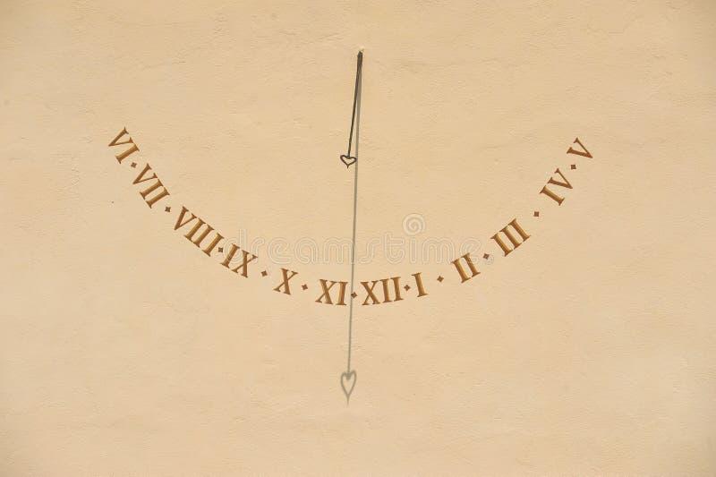 Download Sun clock stock image. Image of watch, clock, shadow, precision - 7017375