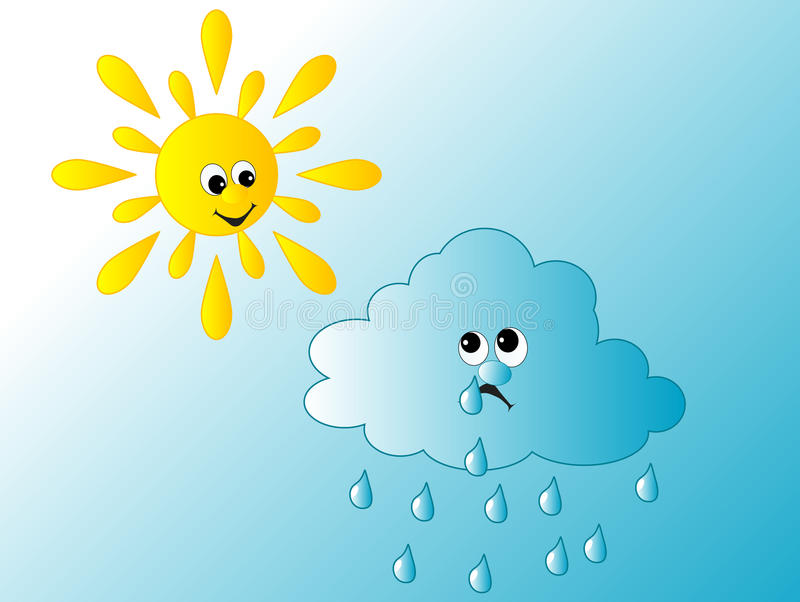 Download Sun And Cloud Stock Image - Image: 19117911