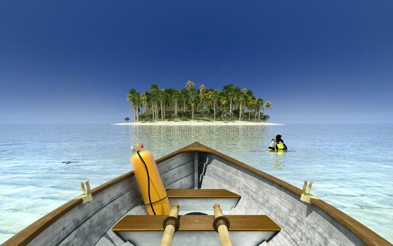 Download Sun and coast stock illustration. Illustration of balearic - 39503463